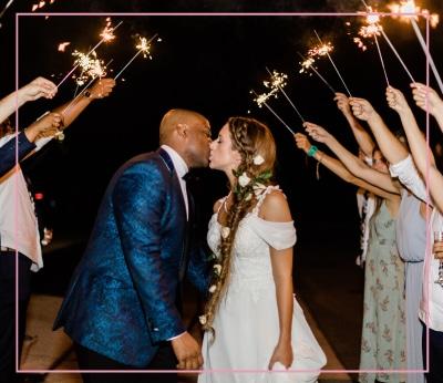 Wedding Celebration 18 inch Sparklers 20 Gold Marriage Direct Sparklers