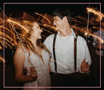 Wedding Celebration 35 inch Sparklers 36 Gold Marriage Direct Sparklers